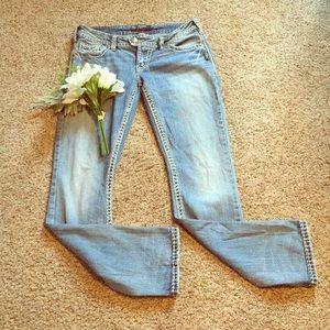 Silver Jean Co. Jeans